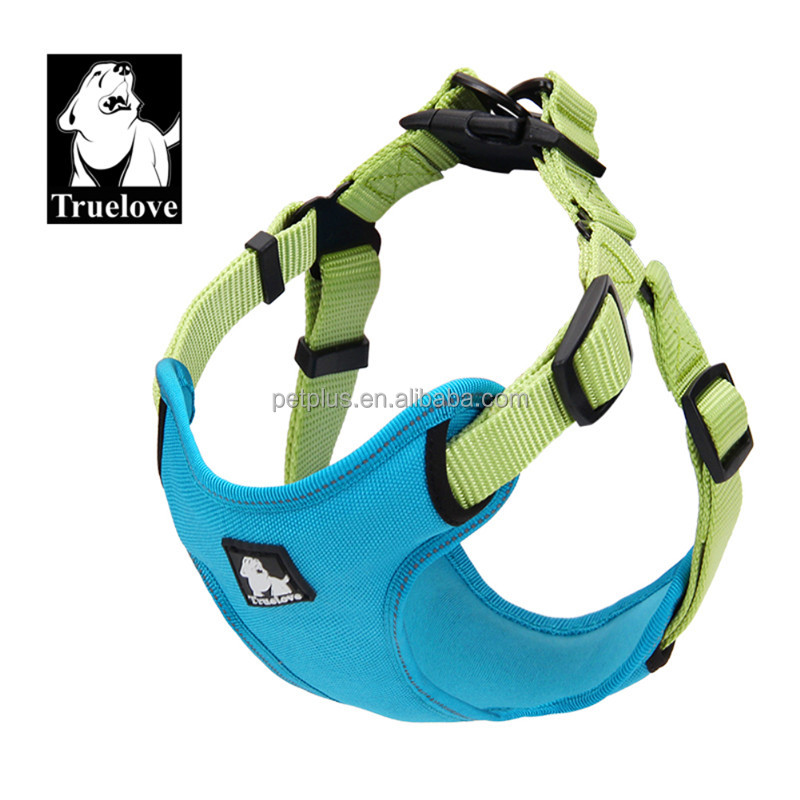 No pull 3M Safety Reflective Soft Mesh Pet Dog Harness