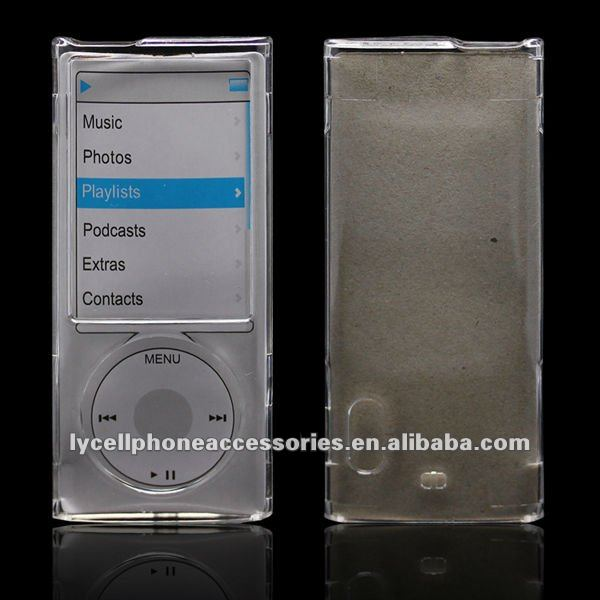 Crystal Case For ipod Nano 5