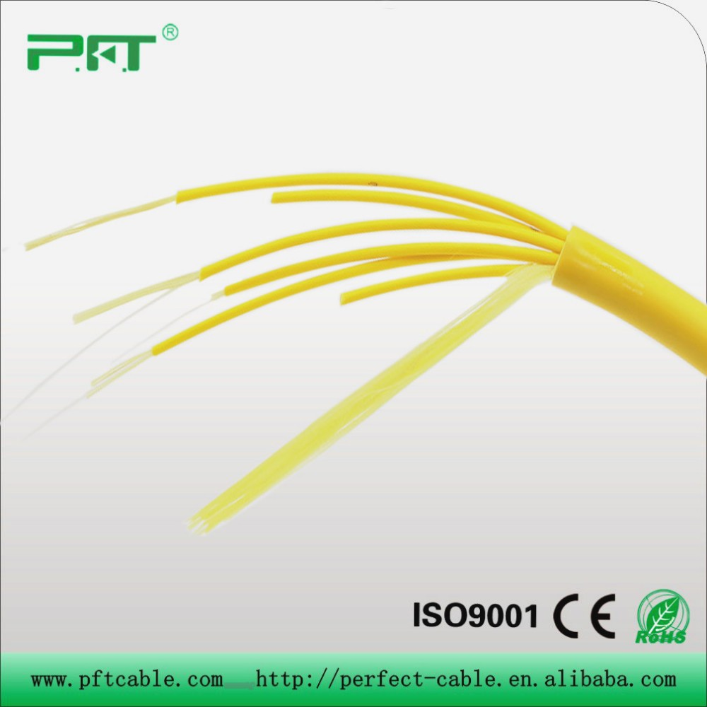 Alibaba Cable flexible para extension 12 core fiber optic cable