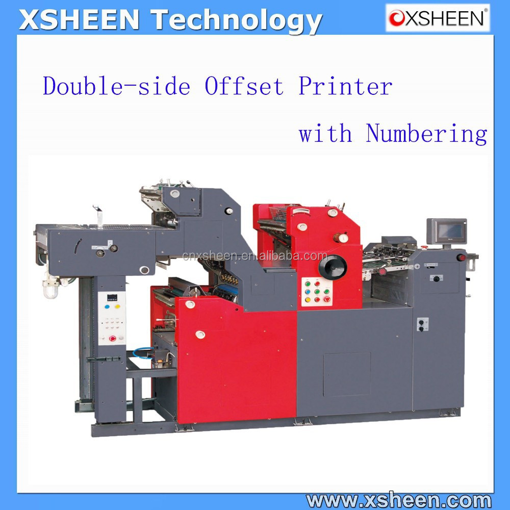 solna offset printing machine,4 color offset printing machine,4 colour heidelberg offset printing machine