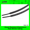 Diesel Resistant Elastomeric Heat Shrinkable Tubing