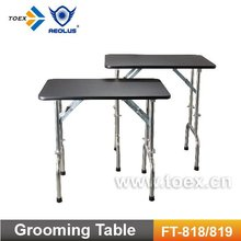 Height Adjustable Folding Grooming Table FT-818/819