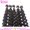 2017 New Arrival Hot Selling High Quality 100% Virgin Remy Brazilian Water Wave Micro Loop Hair Extensions