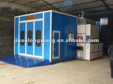 eco-friendly car spray booth with grills LY-8500