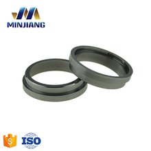 Mechanical shaft seal tungsten carbide compressor seal ring