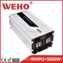 solar inverter 1000w 2000w 3000w 4000w 5000w 6000w dc 12v to ac 230v with charger