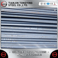 Factory 12mm 16mm 20mm a400 reinforcement steel rebar/iron rods/deformed steel bar