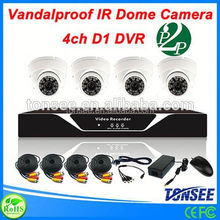Hot 800TVL Dome camera Day Night security CCTV camera , dvr cctv software windows xp, CCTV Security Surveillance Camera
