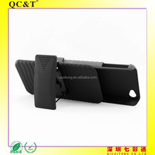 2015 New fashion Belt Clip Holster rubber case for 4g