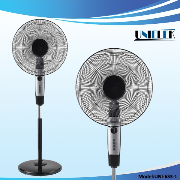 Home ventilator for UNIELEK 16inch free standing fans 220V cooling fans for rooms