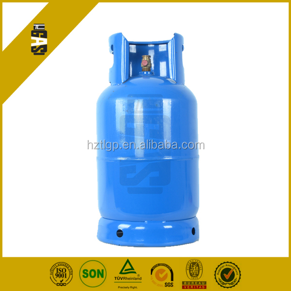 high quality 12.5kg 30LB 26.5L ISO4706 DOT-4BW GB5100 empty lpg gas cylinder price