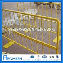 Cheap Wholesale Aluminum Decorative crash barrier/Safety Fence/road safety