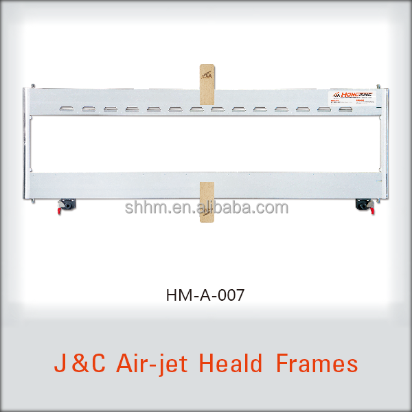 Heald Frames Manufacturer Used For tsudakoma air jet zax looms