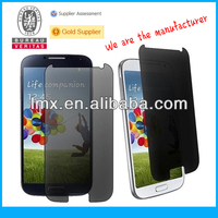 3M privacy screen protector for Samsung galaxy s4 oem/odm (Privacy)