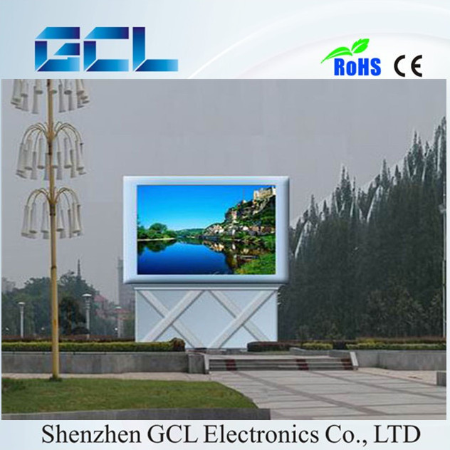 P14 newest outdoor LED video display,especially for creative display
