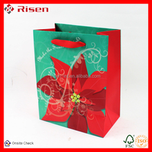 NEW DESIGN!!! fashion shopping paper bags for sale