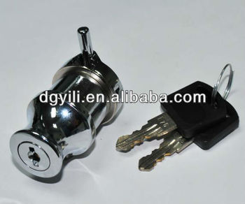 c609 glass door locks for double glass doors