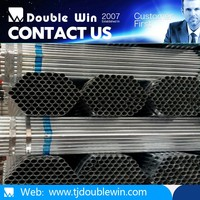 Construction pipe structure steel building materials carbon steel pipe galvanized steel pipe china supplier