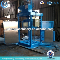 waste paper baler machine/Compress Baler Machine
