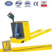 High efficiency hot sell electric pallet pickup truck