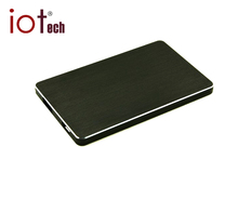 Hot Selling Credit Card Metal Power Bank 2000mah, RoHS Thin Mini Mobile Charger Power Bank