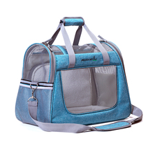Expandable Pet travel Carrier bag Airline Approved Premium Under Seat for dog