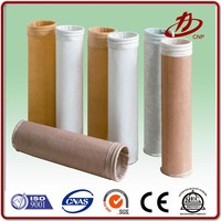 Drawstring pps dust collector cloth filter bag