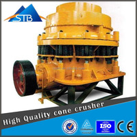 China Power Saving High Efficiency Iron Ore Hydraulic Cone Crusher