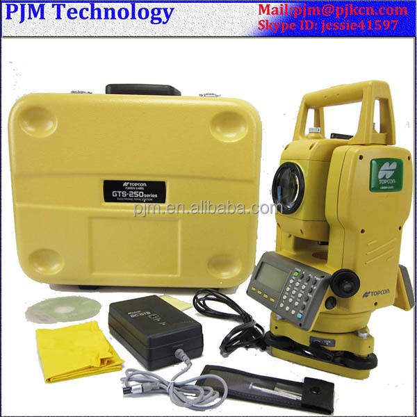 HOT GTS102N SET02N ELECTRONIC SOKKIA USED TOPCON TOTAL STATION