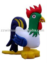 Inflatable Advertising Model in Hot Sale,inflatable rooster for sale