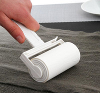 various shape PP handle tape cleaner/lint roller