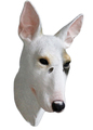 New invention magnetic latex english bull terrier mask