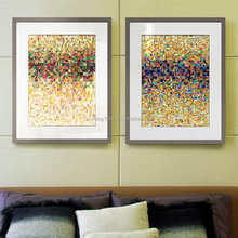 Abstract Wall Art Frame Picture 2 Assort Wall Art Hanging