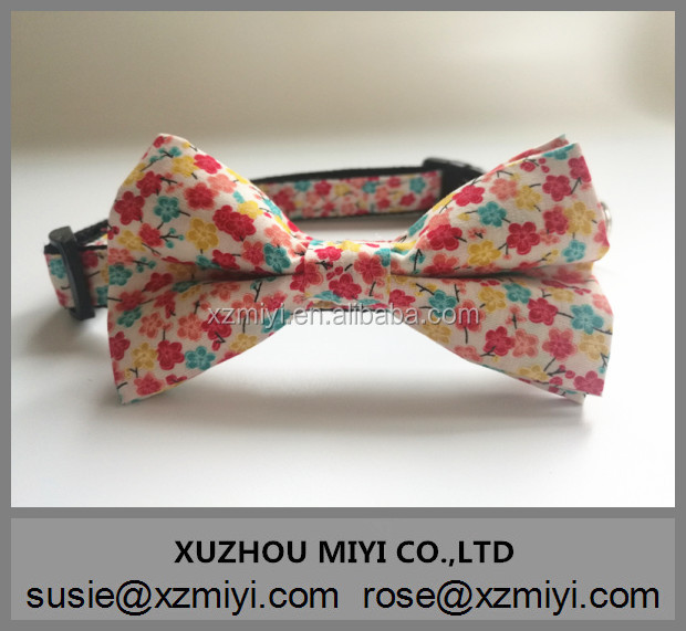 custom pet collars and leashes floral collars wholesale