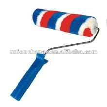 Colorful Industrial Polyamid Fiber Paint Roller Brush