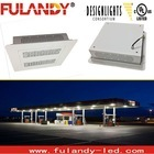 CREE DLC UL LED canopy light / UL CE ROHS outdoor gas station led canopy light two mold 80w to 150 watts
