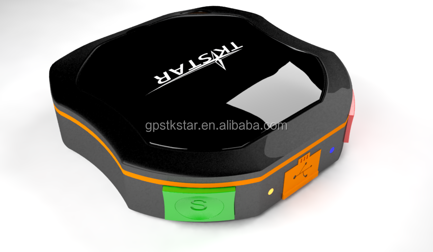 Hot sell elder/kid/pets/car GPS Tracking Device TKSTAR mini gps tracker