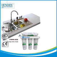 home use 0.1 micron quick change ro system water filter