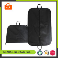Top quality foldable non-woven breathable garment bag