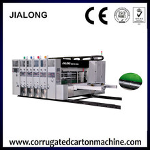 Heavy duty Easy operation dongguang high quality corrugated online shopping carton box printing machine