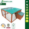 Chinese Small Wooden Chicken Coop Design