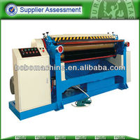 Leather tannery machine