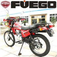 200CC Offroad Motorcycle International Gears CG Engine Cross Motorbikes