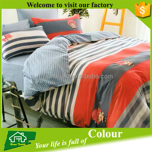 China Manufacturer 100% Long-staple Cotton Satin Bedding Set
