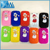 New cute silicone case for blackberry 8520