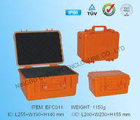 IP68 Hard ABS Plastic Hand Gun Case