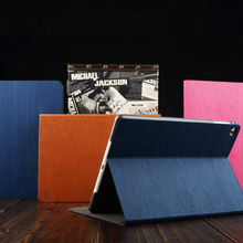 PU Leather Popular Magnetic Sleep-Wake for ipad 2/3/4 Smart Cover Cases