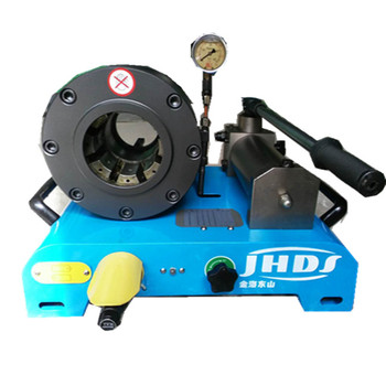 China best-selling commercial top quality pipe hydraulic hose crimping machine