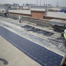 PCM root puncture resistant type polymer modified asphalt waterproofing membrane