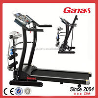 Multifunction ganas home use body perfect treadmill